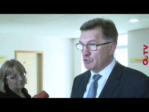 Ministras pirmininkas Algirdas Butkevičius (interviu)