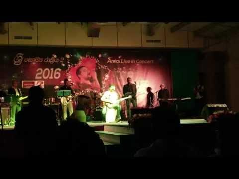 Bol Pini Wahena Meyame - Amal Perera Live in Doha
