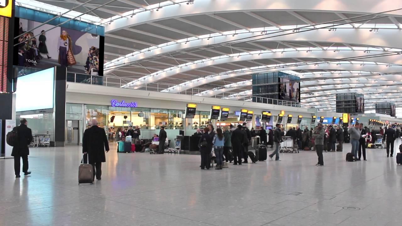 аэропорт хитроу фото