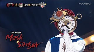 "Jun (UNB) - ""Eraser"" (Ali) Cover [The King of Mask Singer Ep 152]"