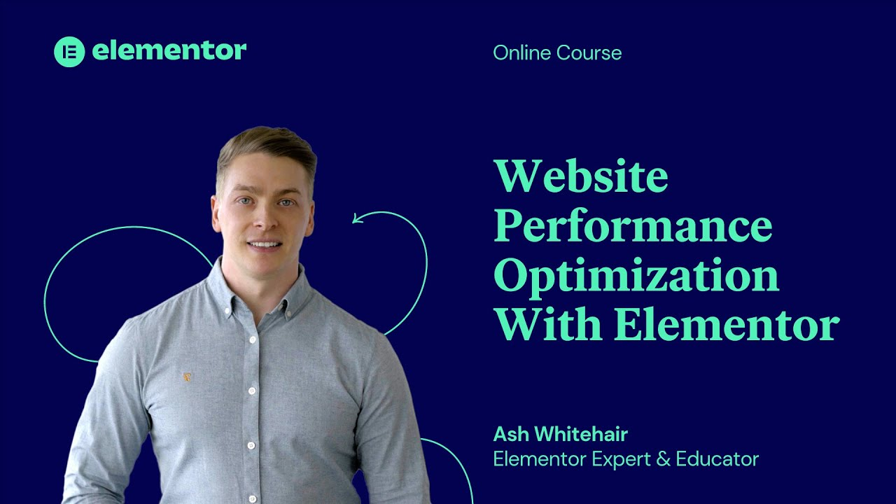 Website Performance Optimization With Elementor [00]