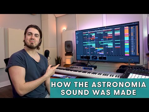 How To Make The Astronomia Sound (Coffin Dance Anthem)