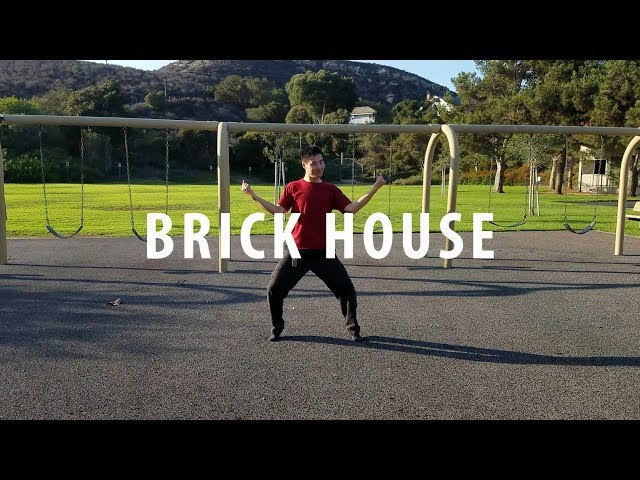 BRICK HOUSE - COMMODORES | Edward Chang Choreography