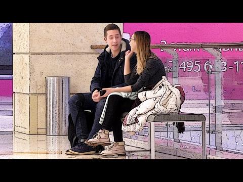 девушка азиатка познакомится с русским парнем