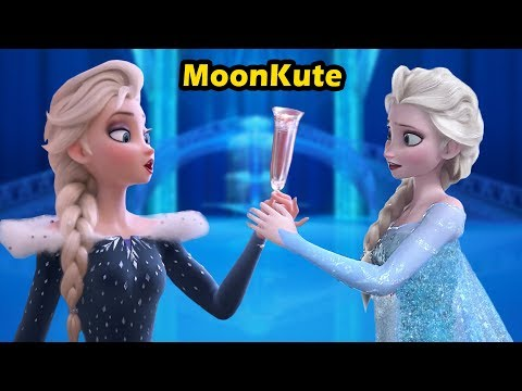 If Elsa Meets Elsa Olaf Frozen Adventure ?