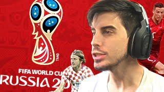 PROBANDO EL DLC* DE FIFA18 MUNDIAL DE RUSIA 2018