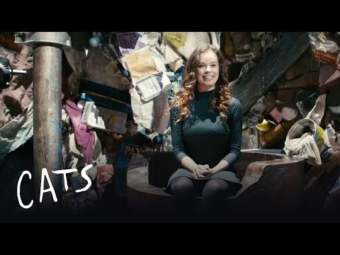 Tarryn Gee (Jemima) chats Cats | Cats the Musical