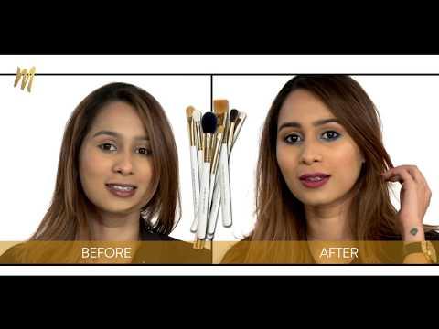 Makeup Trend 2018 l Under eye shadow trend tutorial