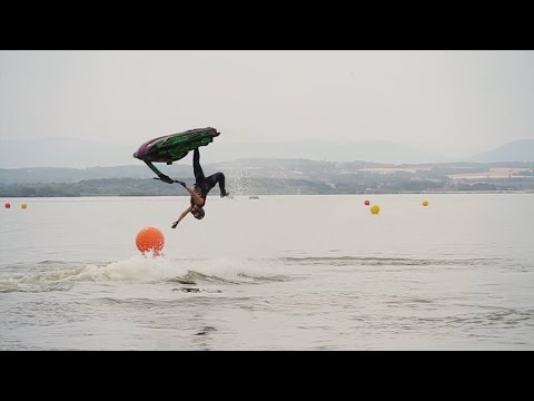 Jet Ski Freestyle 2015 European Freestyle Championship