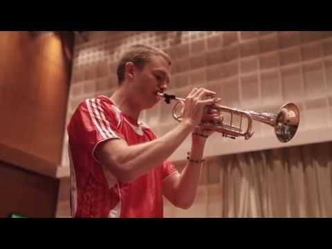 Joshua MacCluer plays Clarke's Carnival of Venice