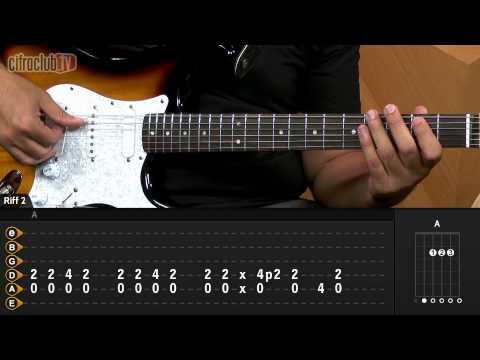 Walk Of Life - Dire Straits (aula de guitarra)