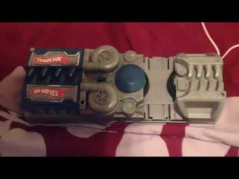 Mattel Hot Wheels 2002 Battery Operated Motorized Launcher Booster Lilbitofeverything4u2