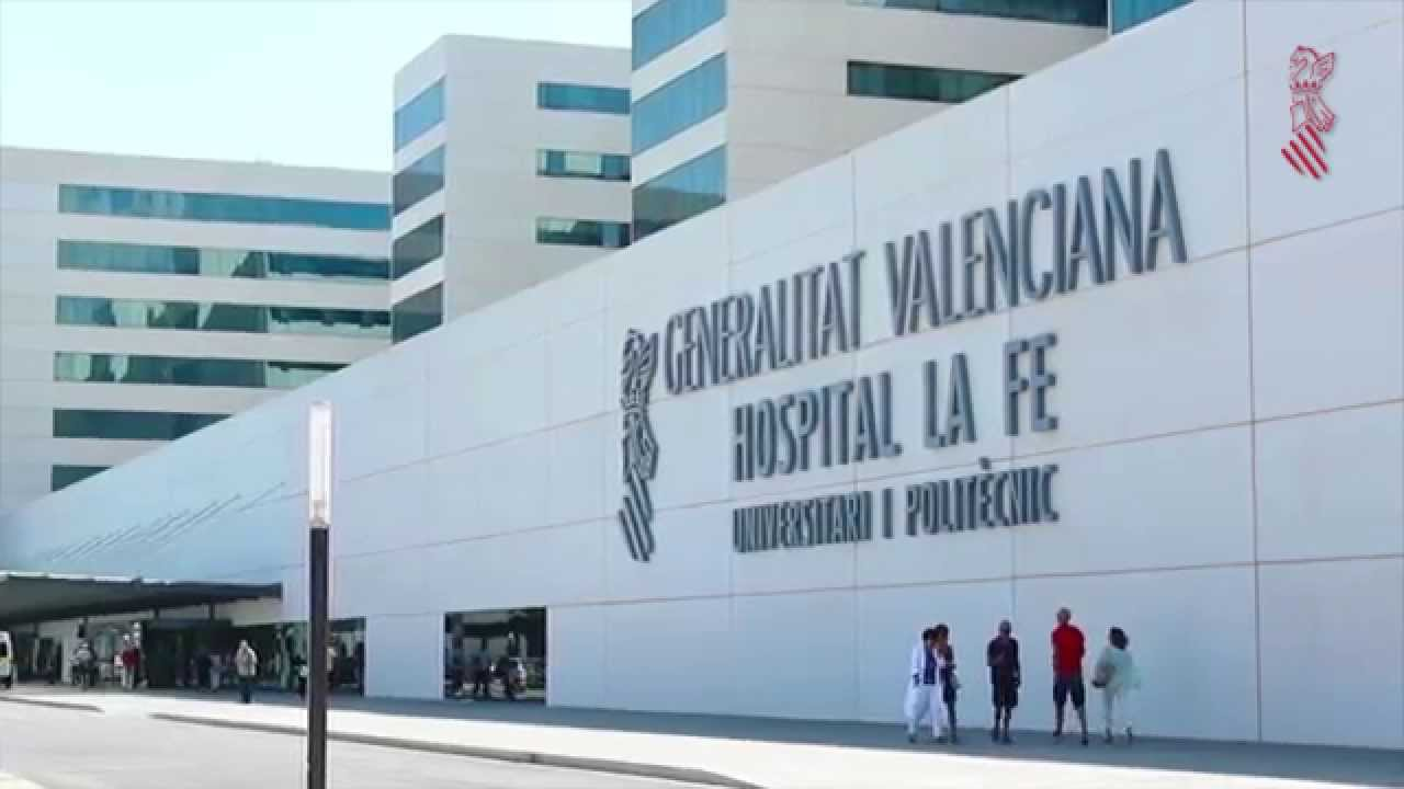 Hospital la fe valencia spain youtube - Nueva fe de valencia ...