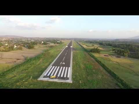 Bandar Udara Sultan Muhammad Kaharuddin – Sumbawa Besar Part 3