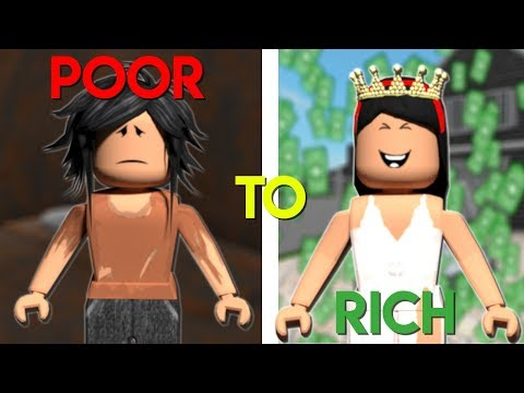 Poor To Rich Roblox Bloxburg Story Skachat S 3gp Mp4 Mp3 Flv