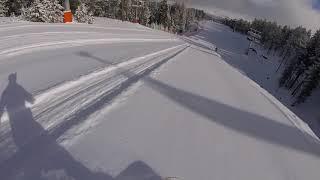 Sarıkamış Kayak Merkezi 23.03.2020 First Run