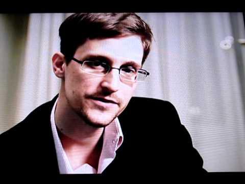 Edward Snowden's UK Christmas Address 2013    Surveillance State Updates