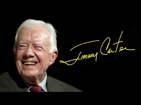 Jimmy Carter : Event highlights the life of the former president Jimmy Carter