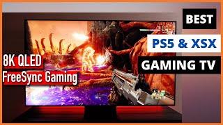 Samsung qled 8k gaming tv review | best ...