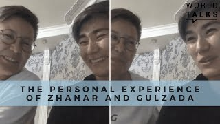 The Personal Experience of Zhanar and Gulzada