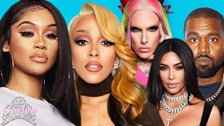 Saweetie and Doja Cat accused of stealing song | Jeffree & Kanye slam rumors | Kim wants custody!