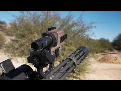 Trijicon MGRS (Machine Gun Reflex Sight)
