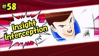 Captain Tsubasa Skill - Insight Interception (Giorgi) #58