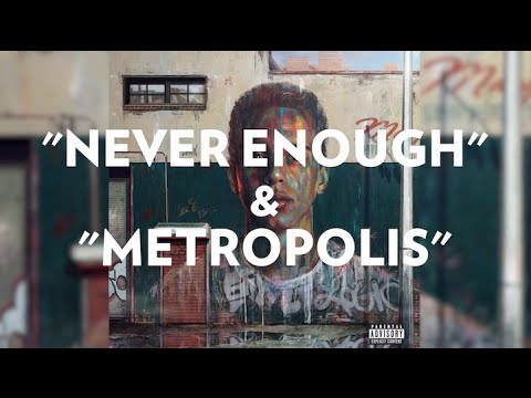 "Logic Tells The Stories Behind ""Never Enough"" & ""Metropolis"""