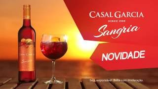 Casal Garcia Sangria - TV