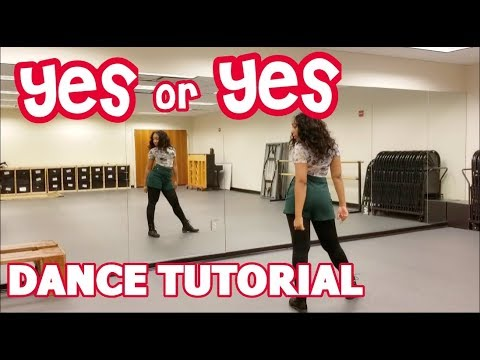TWICE YES or YES - DANCE TUTORIAL PT.1