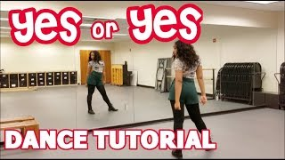 "TWICE ""YES or YES"" - DANCE TUTORIAL PT.1"