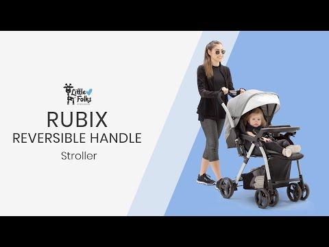 Little Folks Rubix Reversible Handle Stroller