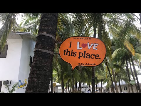 Coral View Beach Resort @ Morong Bataan! Let's Go! Travel Vlog!