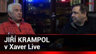Xaver LIVE s hostem: Jiří Krampol
