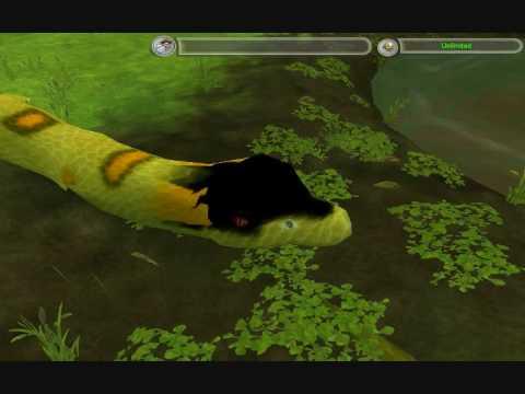 Zoo Tycoon 2 Green Anaconda Song
