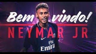 Neymar Jr-[Rap]-Para No Volver-Goodbye Barcelona-Welcome To PSG-Goals & Skills.