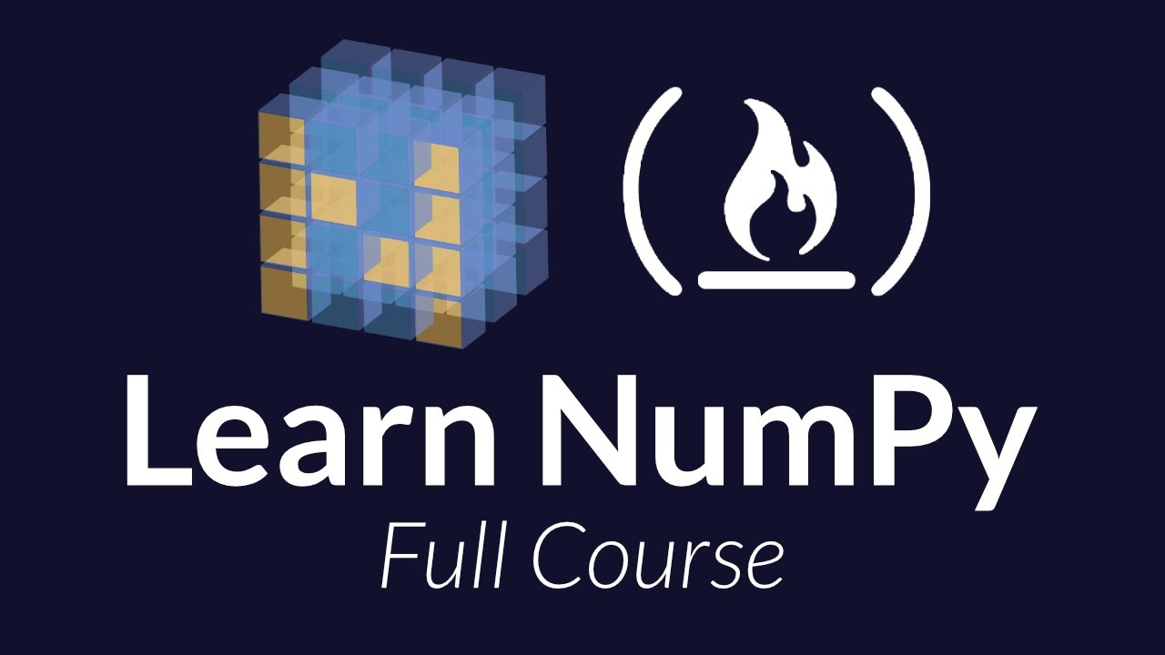 Python NumPy Tutorial for Beginners