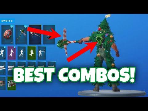 *BEST* Lt. Evergreen COMBOS!   (FREE Christmas Tree Skin)