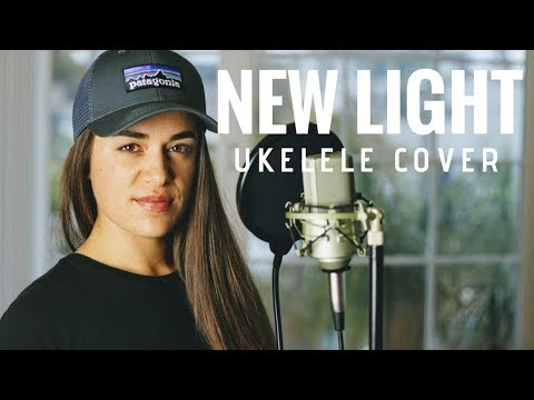 New Light Ukelele Cover - John Mayer | Camille van Niekerk