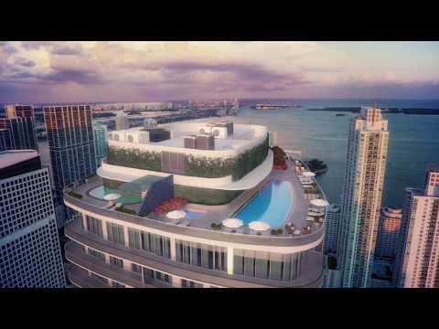 SLS LUX Penthouse in Brickell (MIAMI) Florida