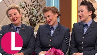 Britain&#39s Got Talent&#39s D-Day Darlings Reveal Their War Heroes  Lorraine