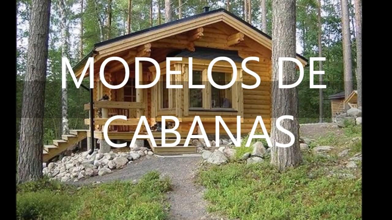 Modelos De Cabanas Youtube