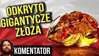 Odkryto Warte Miliony Złoża Bursztynu w Polsce na Przekopie Mierzei Wiślanej - Komentator Pieniądze