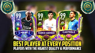 PLAYERS WITH THE HIGHEST QUALITY IN FIFA MOBILE 21 (UNDER 20M) | FIFA MOBILE 22