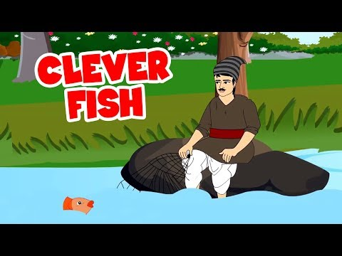Clever Fish - English Stories For Kids   Moral Stories In English   Short Story In English