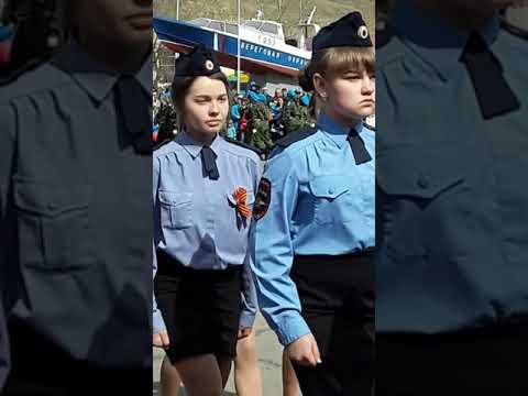 г.Сретенск 9мая 2019
