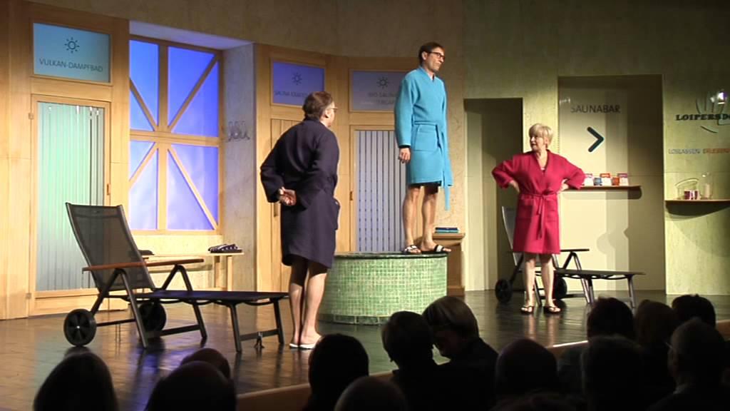 Aufguss Theater Kritik