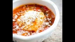 How To Make Minestrone With Gluten Free Parmesan Dumplings