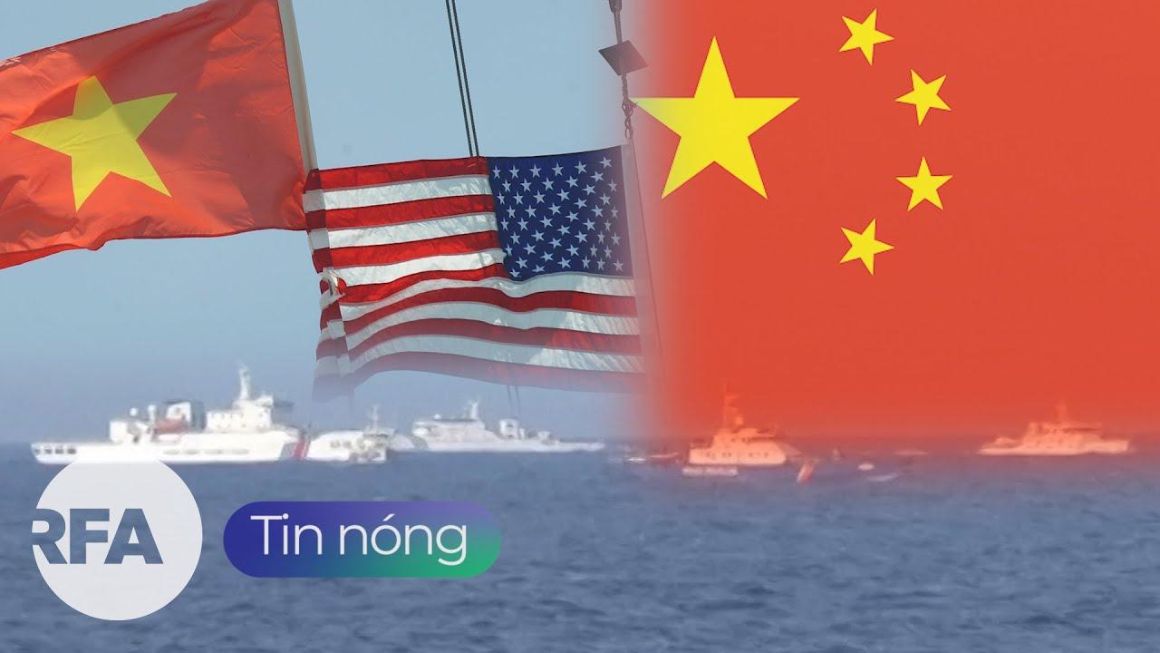 Tin nóng RFA   Trung Quốc cảnh báo Mỹ dung túng Việt Nam đối trọng với Trung Quốc