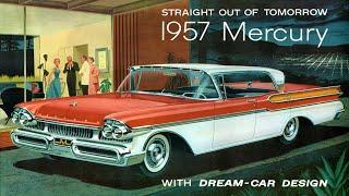 Автомобили Несбывшейся Мечты - Mercury Breezeway (1957 – 1966)